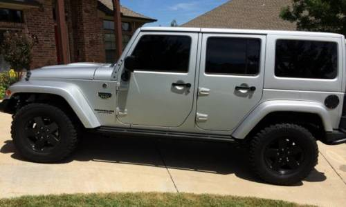 2012 Jeep Wrangler Unlimited COD MW3 Edition For Sale in ...