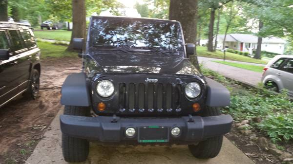 2013 Jeep Wrangler For Sale in Florence Alabama