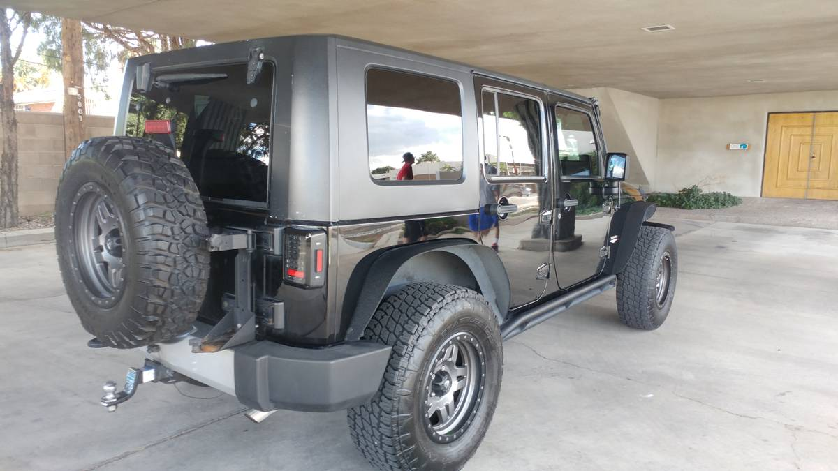 2010 Jeep Wrangler Unlimited Sahara For Sale in ...