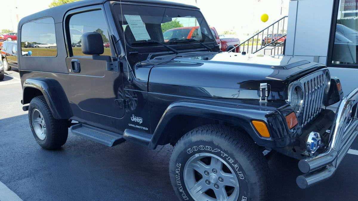 2006 Jeep Wrangler Unlimited Convertible For Sale in ...