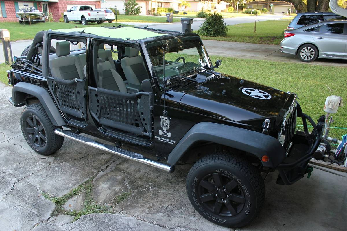 2008 Jeep Wrangler Unlimited X For Sale in Winter Haven ...