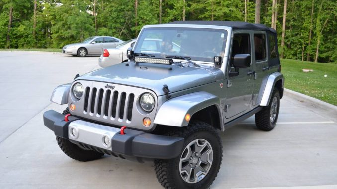 2013 Jeep Wrangler Unlimited Sahara For Sale in Raleigh ...