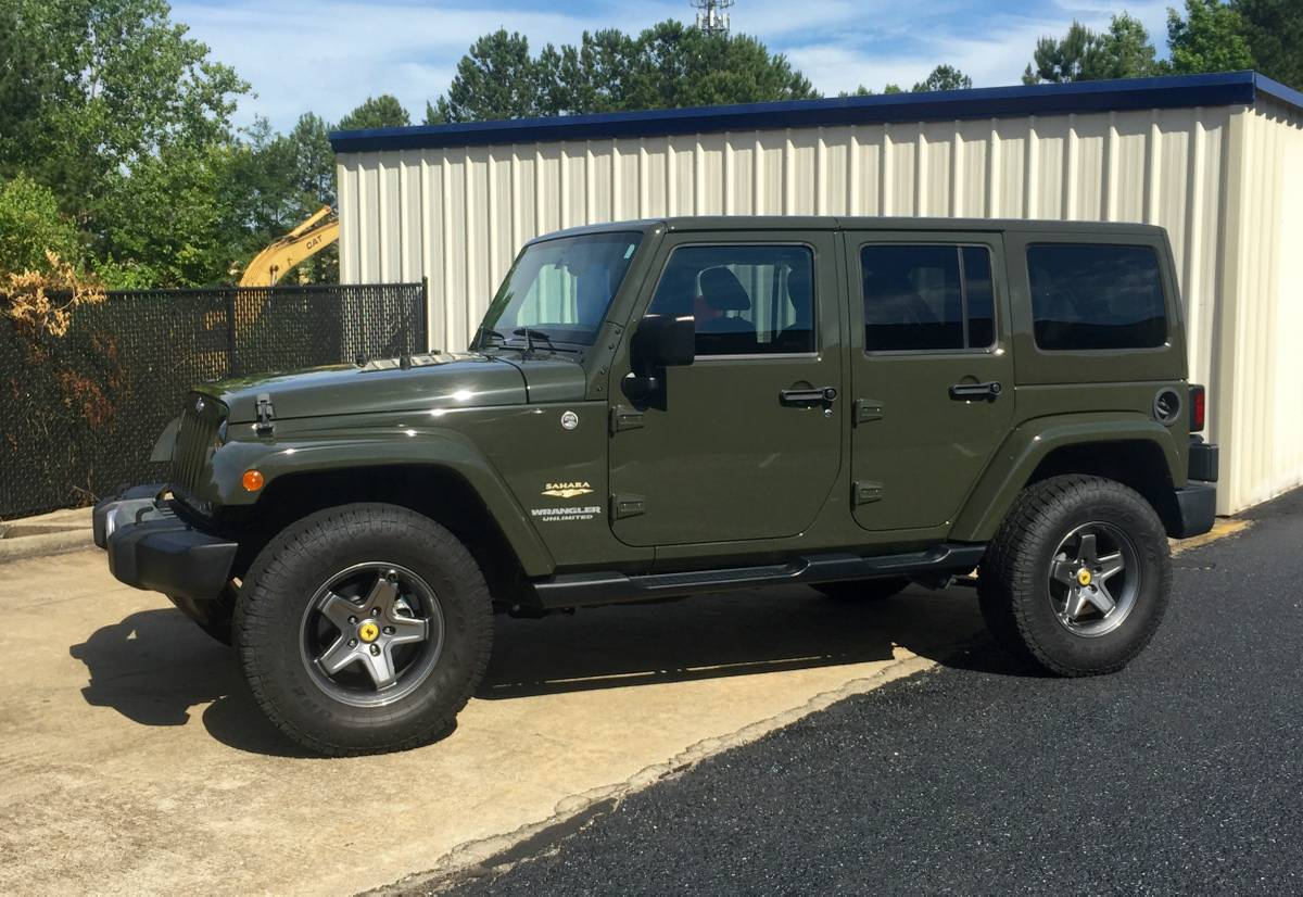 Cars For Sale In Columbus Ga >> 2015 Jeep Wrangler Unlimited Sahara For Sale in Columbus ...