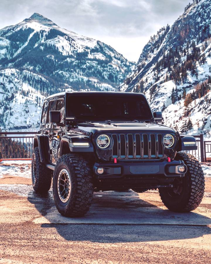 2018 Jeep Wrangler Unlimited JL Rubicon For Sale In