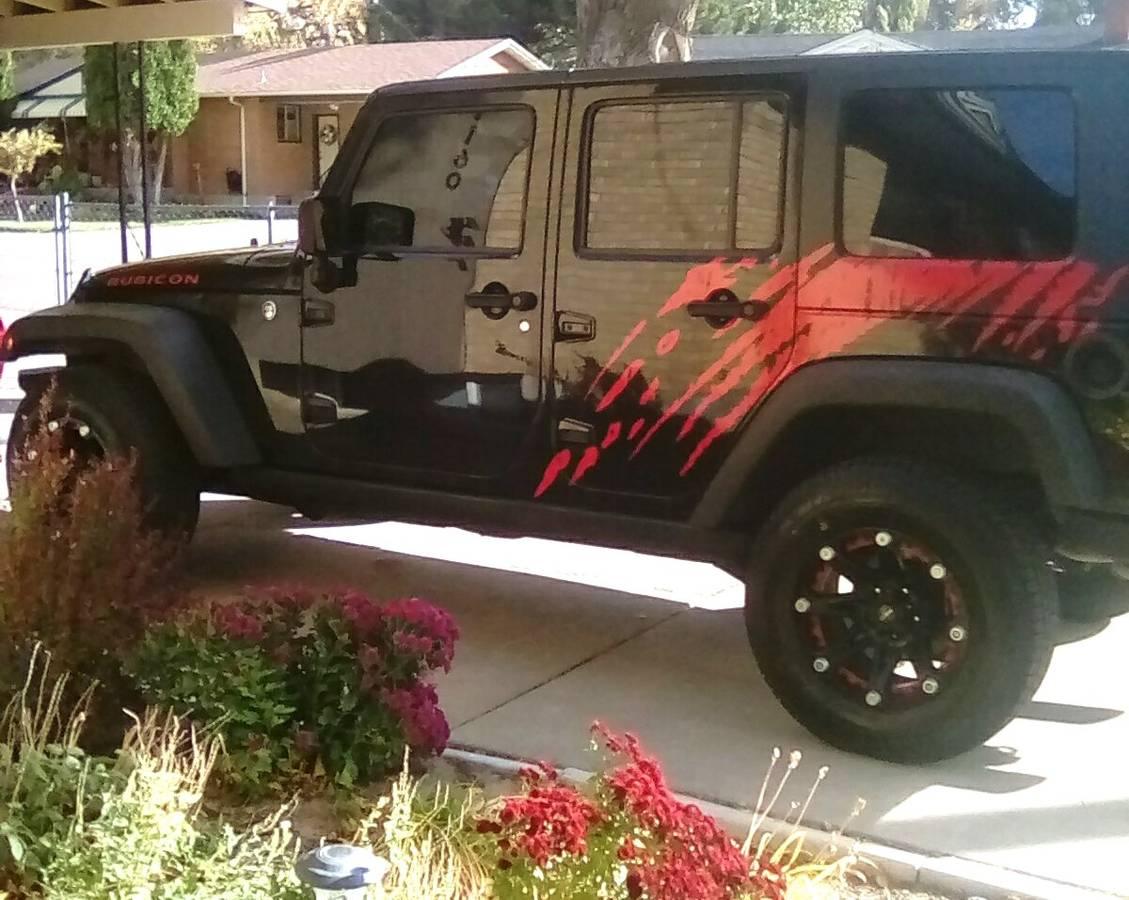 2008 Jeep Wrangler Unlimited Rubicon For Sale in Pocatello, ID