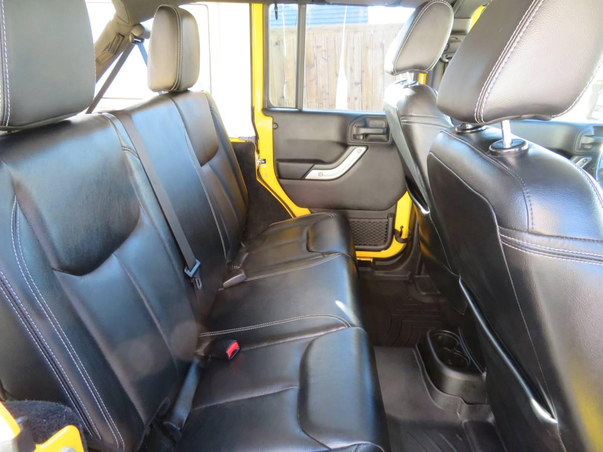 2015 Jeep Wrangler Unlimited Rubicon For Sale in Odessa, TX